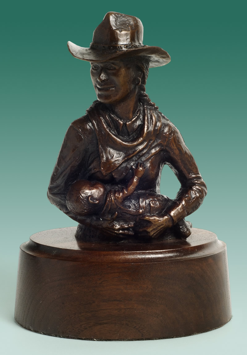 Little Buckaroo (Bronze)